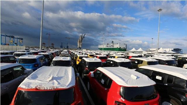 Porto: traffici in crescita nel 2015