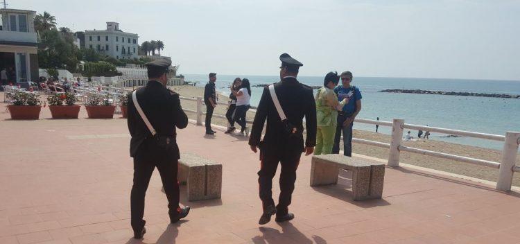 Santa Marinella: bloccata una banda di ladri