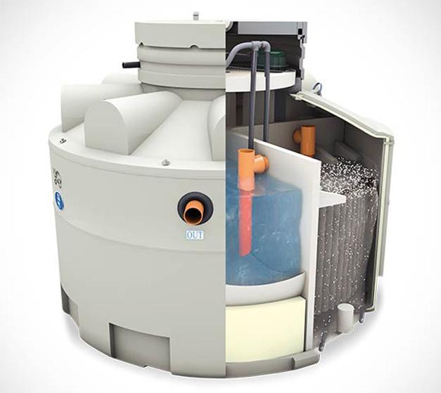 I sistemi di depurazione per reflui domestici e assimilabili