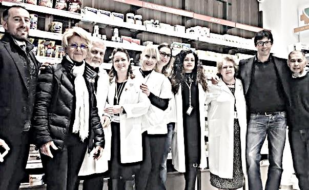 Isola Sacra, apre la nuova farmacia comunale