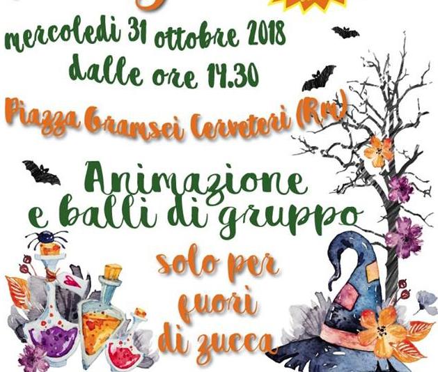 Halloween: festa in maschera del Rione Casaccia Vignola