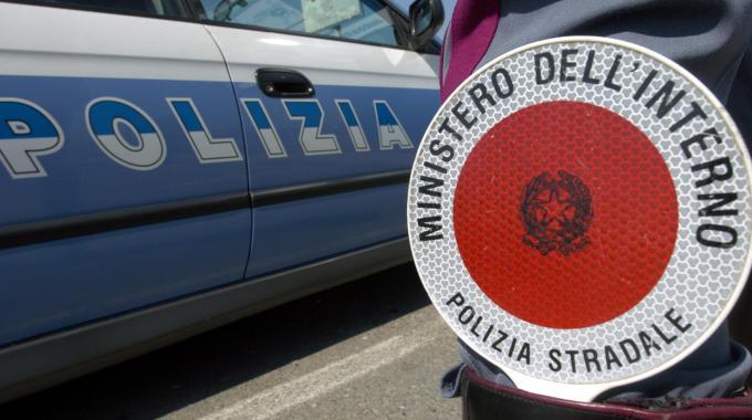 Polstrada, un agosto sicuro sulle strade della Tuscia