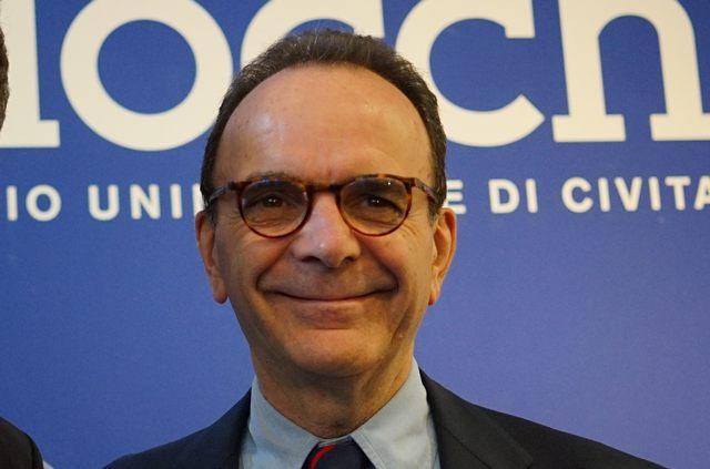Parisi sabato a Pescia Romana con il candidato consigliere Sergio Caci