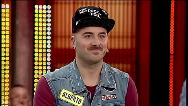 Alberto Galli protagonista del programma ''Avanti un altro''
