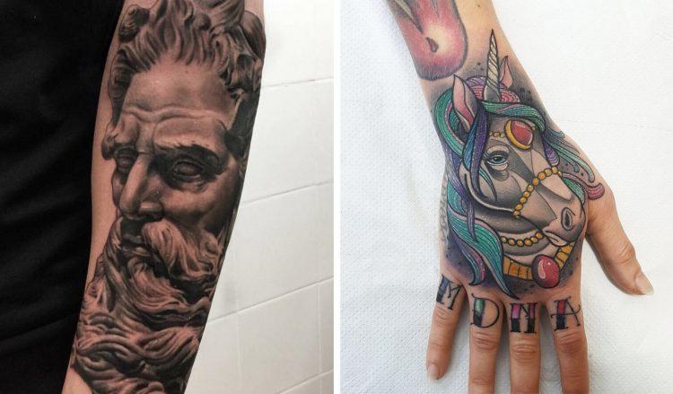 Tatuaggi, Civitavecchia nell'elite nazionale