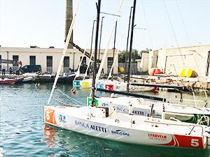 Legavela, a Livorno la prima tappa nazionale