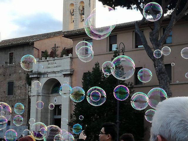 Bellissime bolle (foto Pina Irato)