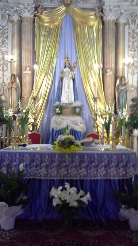 A partire da oggi via ai festeggiamenti per la Madonna delle Grazie
