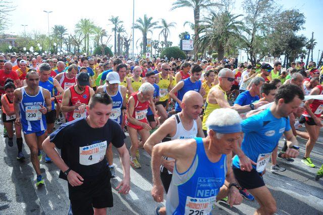 Vivicittà: 34° edizione della corsa organizzata dalla Uisp