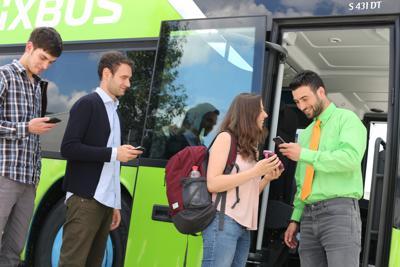 Flixbus sbarca in Italia
