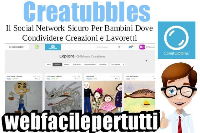 La piattaforma Creatubbles incontra gli studenti della Galice