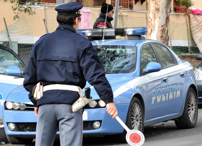 Colpo in una villa a via Don Milani