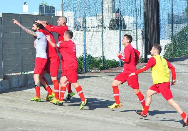 Calcio Cpc Santa Severa 2-0