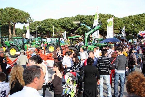 Torna la Mostra Mercato Macchine Agricole