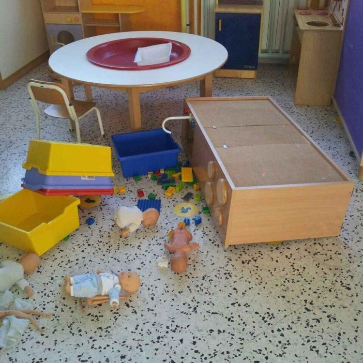 Furto all'asilo nido di Parco Leonardo: bimbi trasferiti
