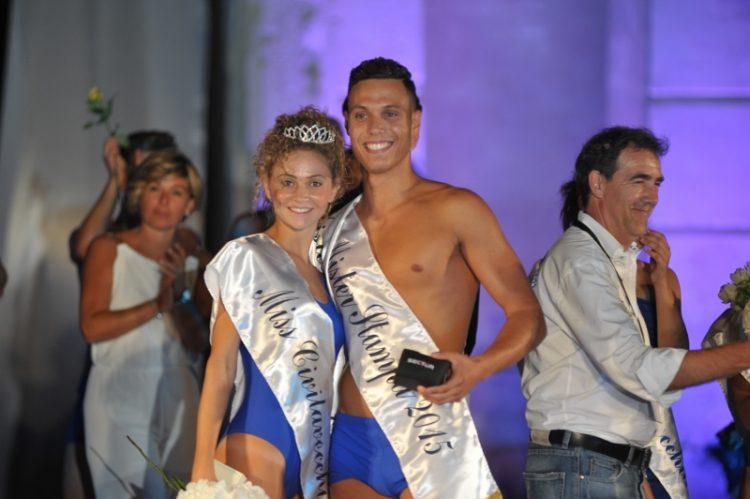 Ludovica Mancinelli e Davide Catone: i nuovi Miss e Mister Civitavecchia 2015