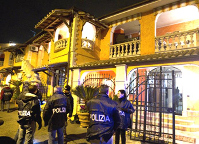 Clan Casamonica: otto arresti