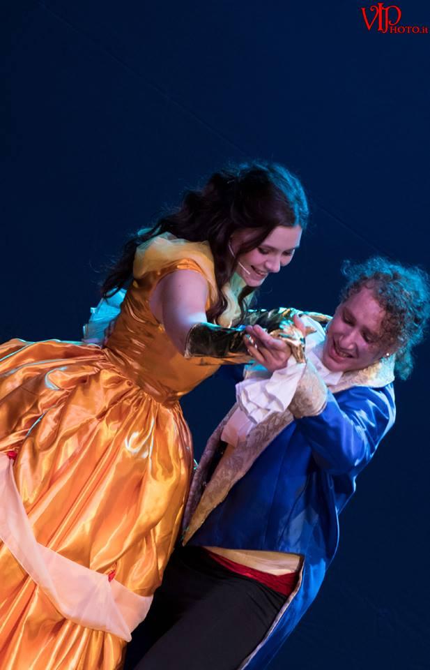 ''Belle'', un musical che incanta