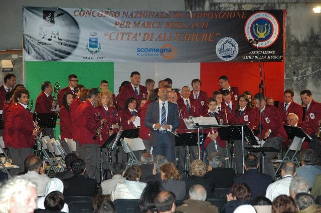 Gli ''Amici della musica'' registrano un cd col maestro Gianluca Scipioni