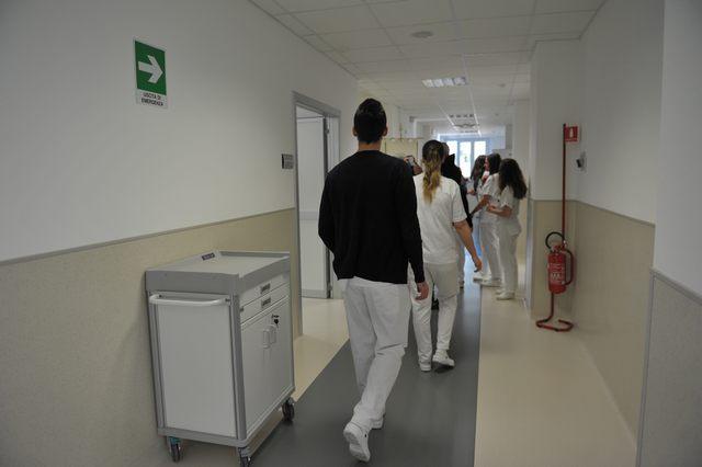 Asl Roma 4, sciopero del personale infermieristico