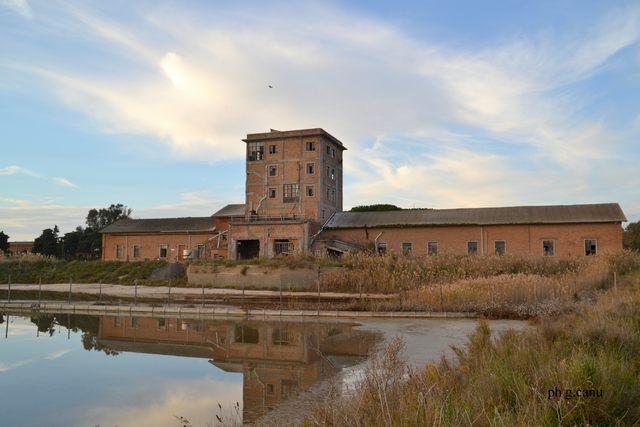 Le saline di Traquinia (foto Giovanni Canu)