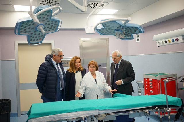 Ginecologia, inaugurata la sala operatoria