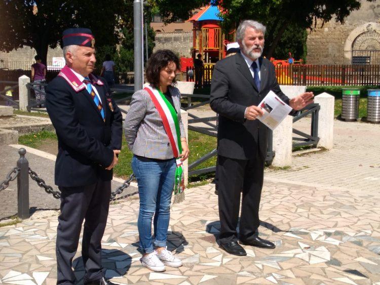 Tarquinia, commemorati i caduti in guerra