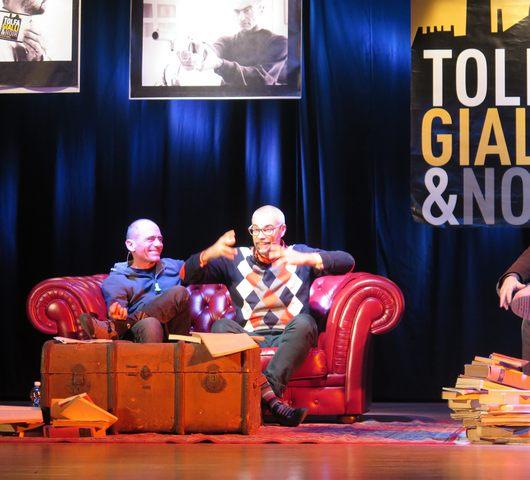 Tolfa Gialli & Noir, al via il premio Glauco Felici-Fondazione Cariciv 2017
