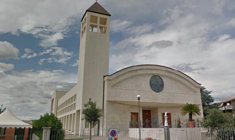 Furto nella chiesa della Santissima Trinità