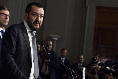 Scontro tra Salvini e Di Maio