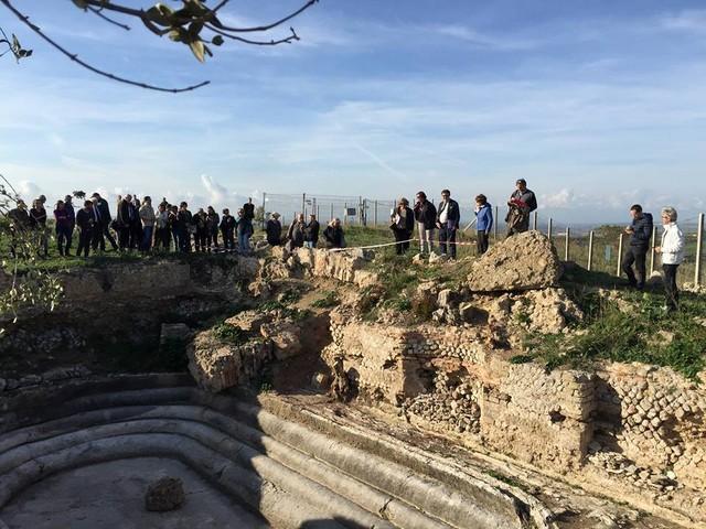 Parte una campagna di scavi presso Aquae Tauri alla Ficoncella