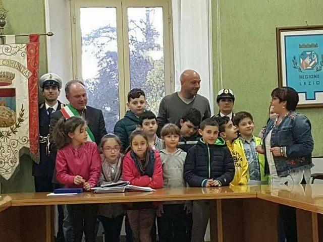 Premiato il pompiere-eroe Marco Filabozzi