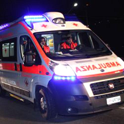 Incidente sulla Tolfa-Santa Severa: un ferito grave