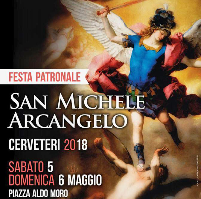 La città festeggia San Michele Arcangelo