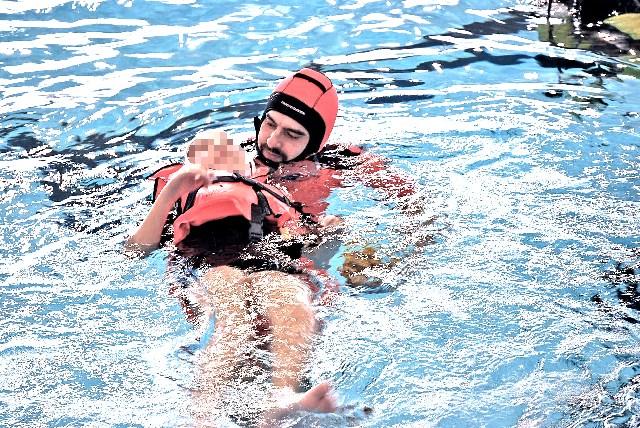 Nuoto per disabili: la città si mobilita
