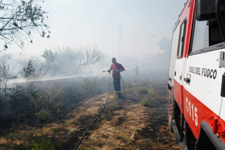 Incendi: indaga la Procura