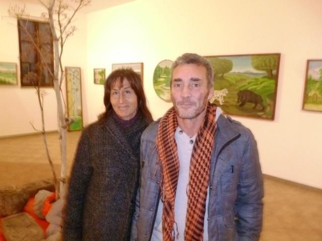 "In via Umberto I la mostra ""Paesaggi di Tarquinia"""