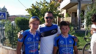 Marco Mammì e Lorenzo Germani strappano ottimi piazzamenti a Perugia
