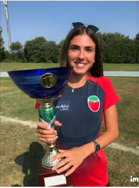 Italiani di Società: Lucrezia Adamo vince lo scudetto Under 18