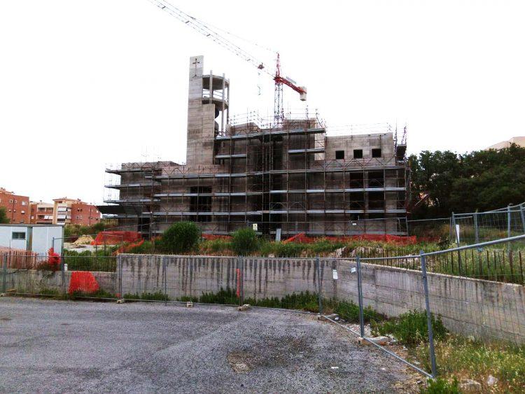 Chiesa di San Liborio: lavori in fase di ripresa
