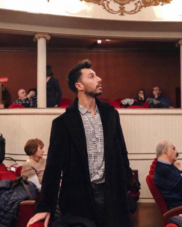 Passarello ammesso al primo corso dell'Accademia Teatro della Scala