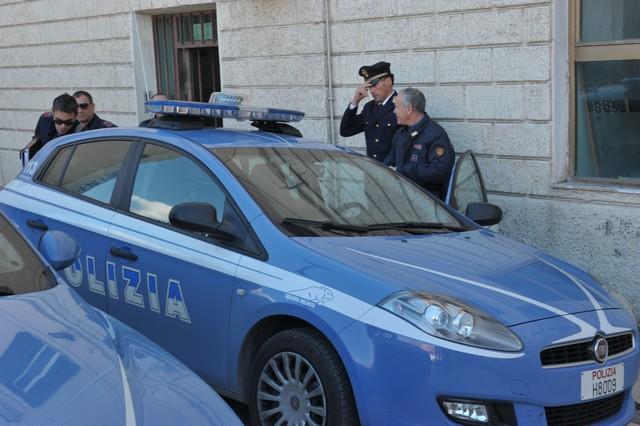 Polizia: ancora un pusher in manette