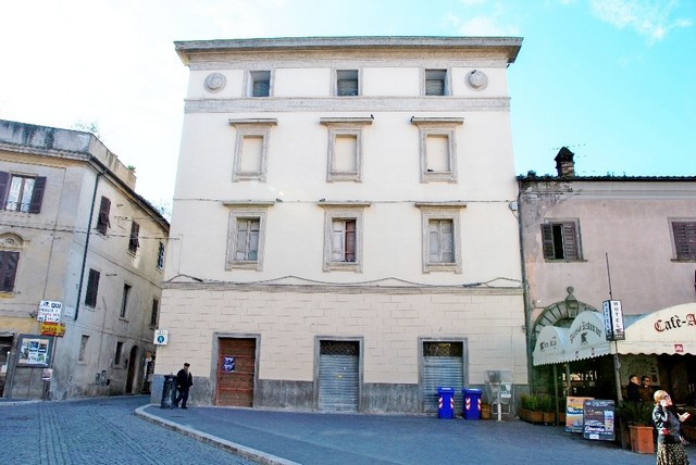 Tarquinia, ripresi i lavori al teatro San Marco