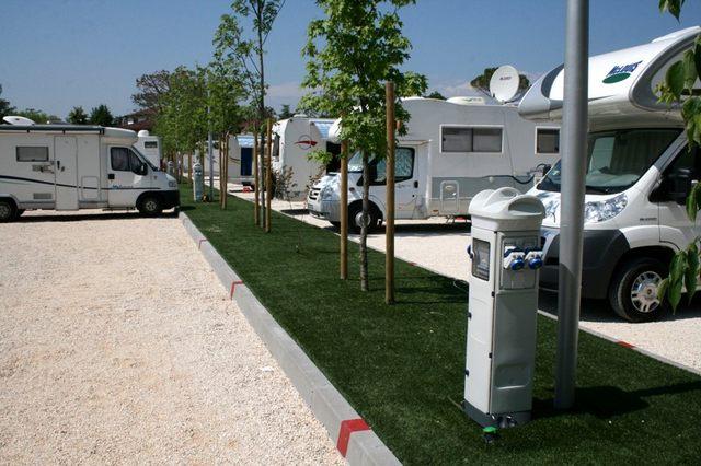 Assolidi Tarquinia: ''Si faccia un'area camper attrezzata''