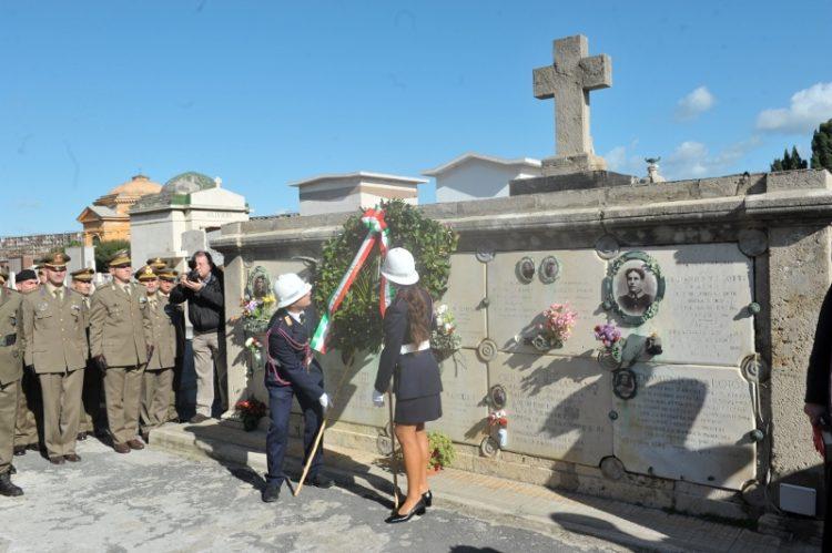 La città commemora i Caduti