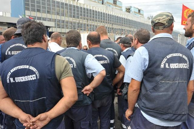 Guerrucci: lavoratori in stato di agitazione