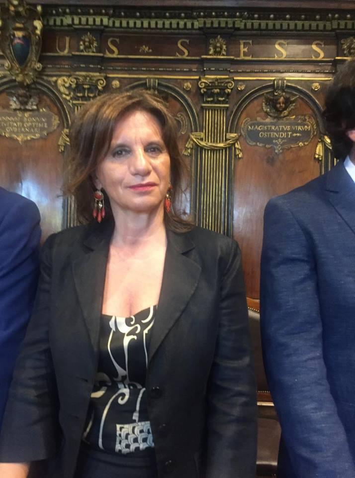 Viterbo, giunta Arena: Laura Allegrini delegata ai Rapporti con l'Autorità portuale