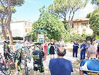 L'associazione teRRRe inaugura il ''Giardino di Benvenuto''