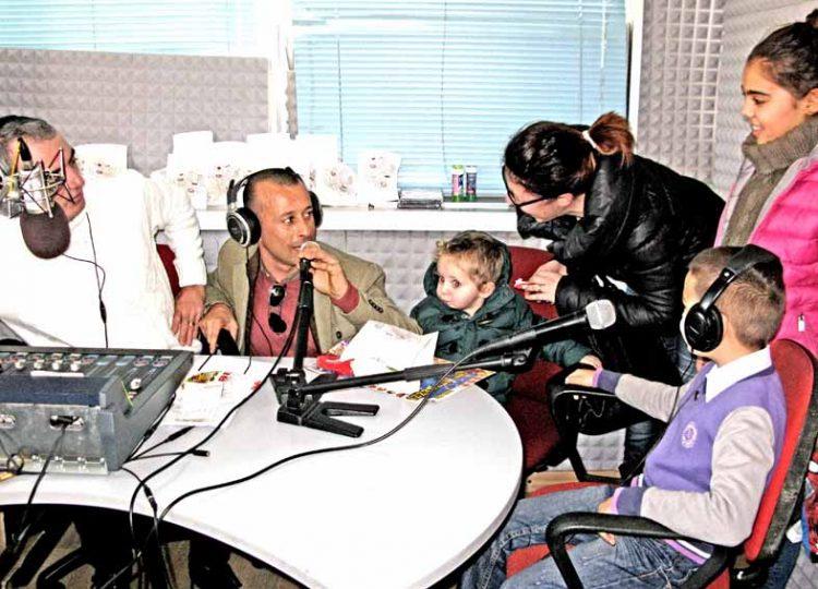 Radio Stella Città, bambini protagonisti