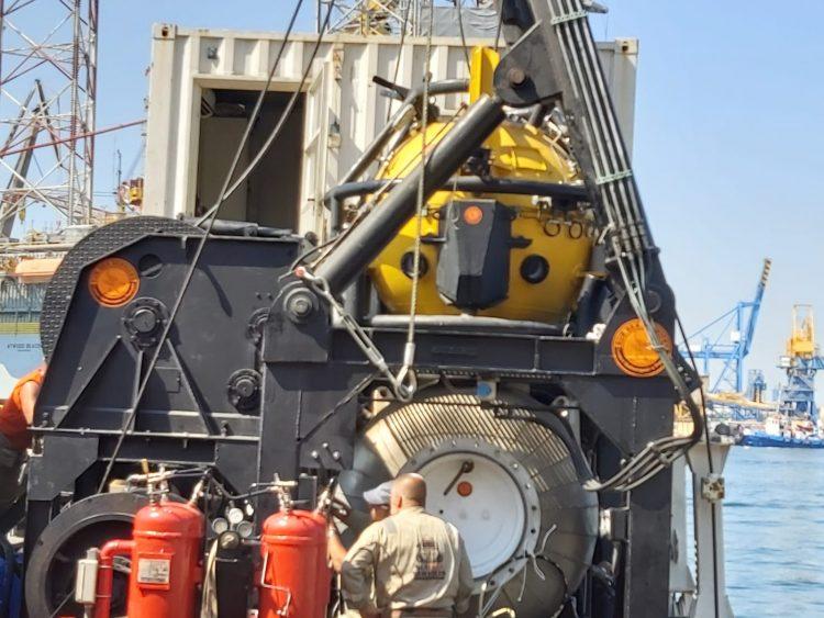 Impegno a Malta per la Sub sea service
